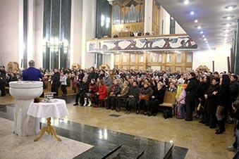 Wnętrze Kościoła